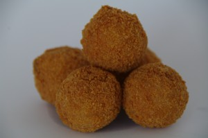 Finger food arancini